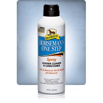 Horseman's one step® SPRAY