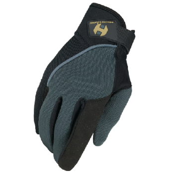 Competition Glove - GREY/BLACK