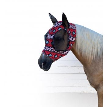 Comfort Fit Fly Mask - Firebird