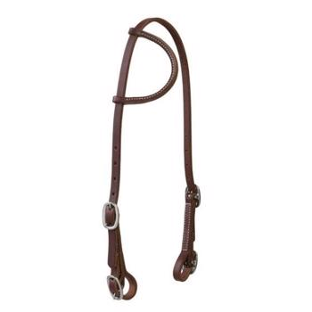 Weaver Working Tack Sliding Ear Headstall