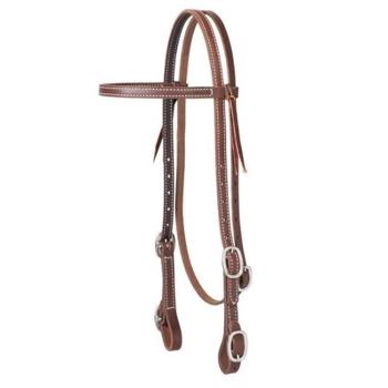 Weaver Working Tack Browband Headstall